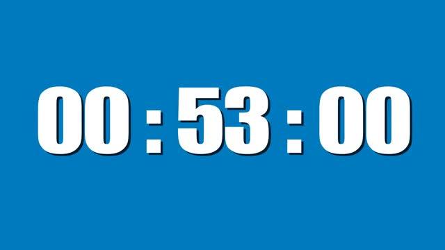 1 Hour Timer GIF | Find, Make & Share Gfycat GIFs