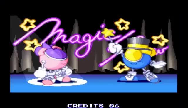 Watch and share Twinbee Yahho! (Arcade/Konami/1995) [720p] GIFs on Gfycat