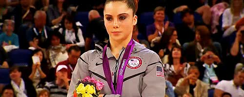 Watch and share Mckayla Maroney GIFs by Reactions on Gfycat