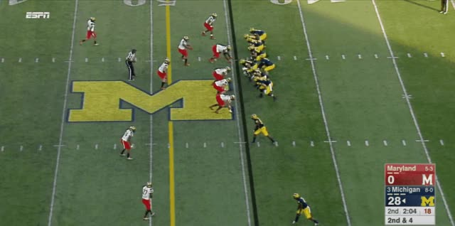 Watch Speight hitting receivers in flat GIF on Gfycat. Discover more related GIFs on Gfycat