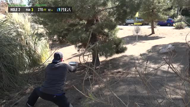 Watch 2019 LVC - Round 2 Josh Anthon hole 2 putt GIF by Benn Wineka UWDG (@bennwineka) on Gfycat. Discover more dgpt, dgwt, disc, disc golf, mcbeast, nate sexton, paul mcbeth, pdga, simon lizotte, tournament GIFs on Gfycat