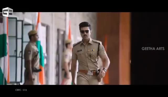 Watch and share Dhruva Theatrical Trailer || RamCharan, Arvind Swamy, Rakul Preet, Surender Reddy GIFs on Gfycat