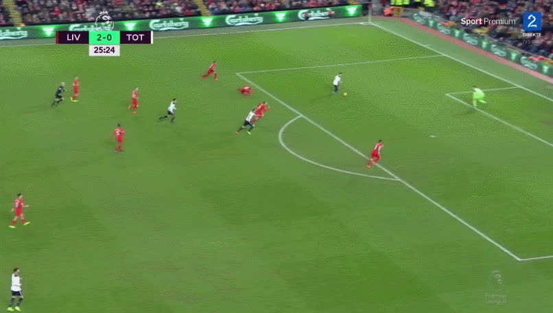LiverpoolFC, Liverpool Gifs - Mignolet with a big save! #LFCTOT #LIVTOT 2-0. GIFs