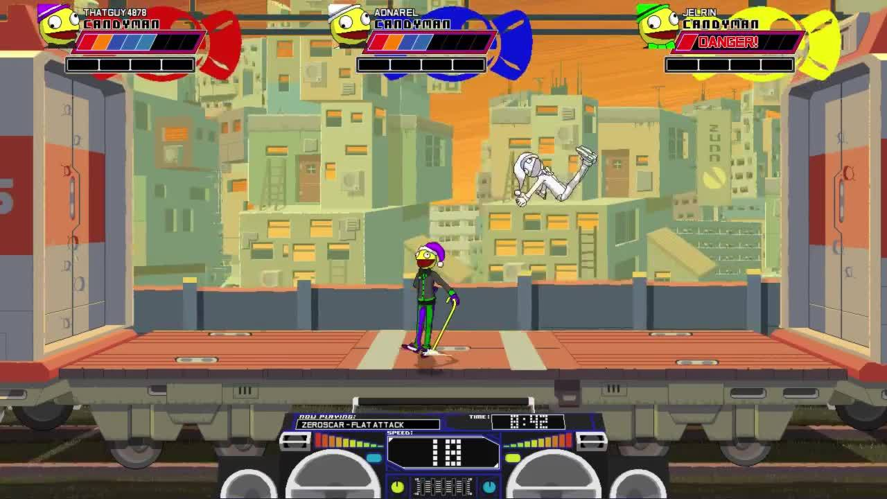 Lethal League, lethalleague, twitch, When you forget you aren't playing 2s GIFs