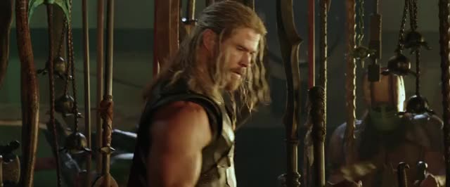 Watch this movies GIF on Gfycat. Discover more chris hemsworth, comic books, comics, geeky, marvel, mjolnir, movies, nerdy, super hero, superhero, thor ragnarok, thor: ragnarok GIFs on Gfycat
