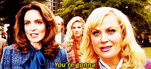 Watch and share Amy Poehler GIFs and Anchorman 2 GIFs on Gfycat