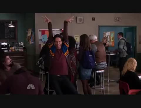 Watch and share Abed GIFs on Gfycat