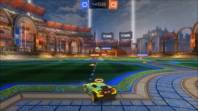 Watch and share Rocket League GIFs by tklightning on Gfycat