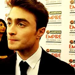 Watch and share Daniel Radcliffe GIFs on Gfycat