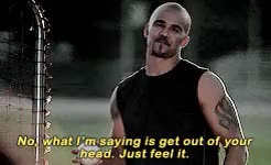 Watch and share Criminal Minds GIFs and Derek Morgan GIFs on Gfycat