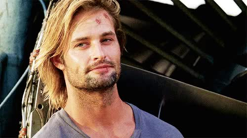 Watch this trending GIF on Gfycat. Discover more 1k, gif, james sawyer ford, josh holloway, lost, lostedit, mine, season 1 GIFs on Gfycat