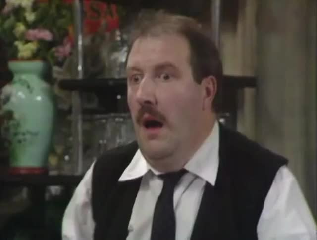 Watch and share Allo Allo - Shocked No GIFs by MikeyMo on Gfycat