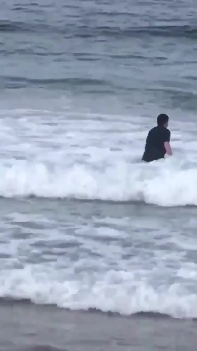 Watch and share Into The Ocean GIFs on Gfycat