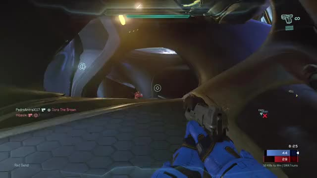 Watch this GIF by xboxdvr on Gfycat. Discover more Halo5Guardians, Tito the Scrub, xbox, xbox dvr, xbox one GIFs on Gfycat