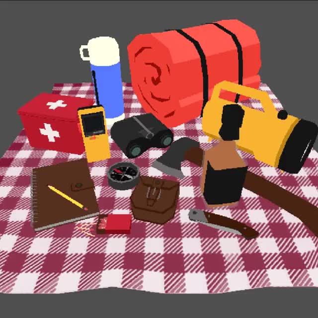 Watch and share 3d Modelling GIFs and Low Poly GIFs by imaethan on Gfycat