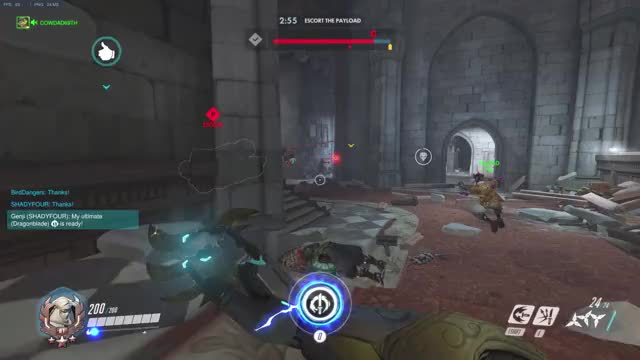 Watch and share Overwatch GIFs by shadyfour on Gfycat