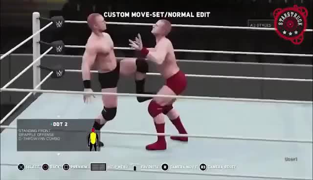 Watch WWE 2K18: 37 NEW Women Moves! GIF on Gfycat. Discover more related GIFs on Gfycat