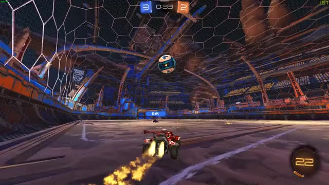 Watch and share Rocket League 2019.01.31 Passing With Bigboy GIFs on Gfycat