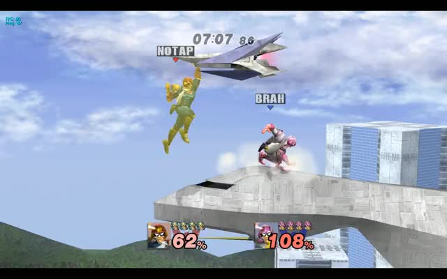 Watch and share Captain Falcon GIFs and Barrel Roll GIFs by heartlex on Gfycat
