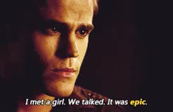 Watch the vampire diaries gif blog GIF on Gfycat. Discover more 1x02, 3x20, 4x07, 4x10, 4x23, Arielle Kebbel, Claire Holt, Rebekah, Stefan Salvatore, candice accola, caroline forbes, elena gilbert, lexi branson, nina dobrev, paul wesley, silvia, stelena, stelena shippers club, stelenaedit, the vampire diaries, tvdedit GIFs on Gfycat
