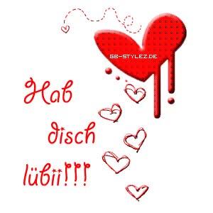 Watch and share Ich Hab Dich Lieb Bilder GIFs on Gfycat