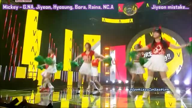 PART 129: Kpop Mistake & Accident [T-ARA only ] GIF | Find, Make