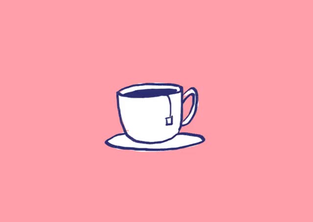 Watch this tea GIF by The GIF Smith (@sannahparker) on Gfycat. Discover more cup of tea, denyse, mug, recharge, relax, tea GIFs on Gfycat