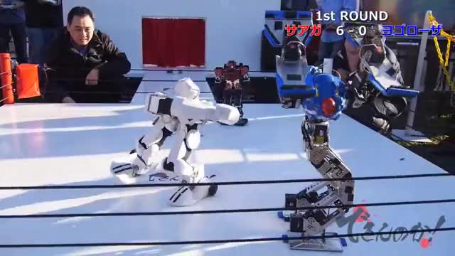 Watch and share ロボットプロレス GIFs and プロレス GIFs on Gfycat