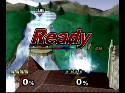 crazyhand, smashbros, ssbm, Why stages with walls are banned (reddit) GIFs