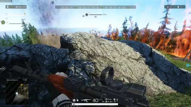 Watch and share Ring Of Elysium 2019.03.11 - 22.55.54.06.DVR.1552359713534 GIFs on Gfycat
