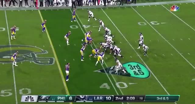 Watch and share NFL Week 15: Foles Deep To Jeffrey II GIFs by Matt Weston on Gfycat