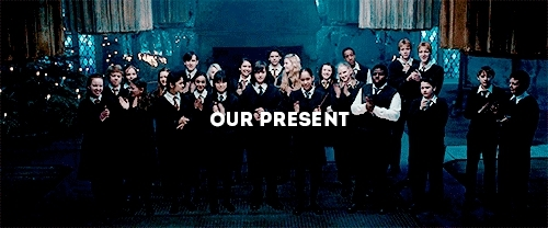 dumbledore's army, harry porrter, hpedit, hpgif, order of the phoenix, columbus; GIFs