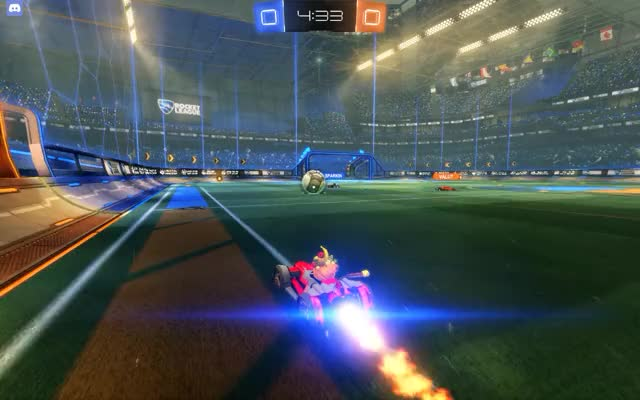 Watch and share Rocket League GIFs and Stupid Goal GIFs on Gfycat