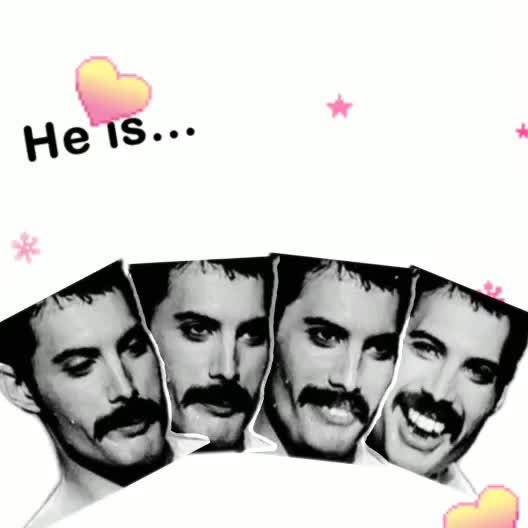 Watch and share Freddie Mercury GIFs and Celebs GIFs on Gfycat