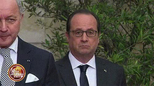 Watch and share François Hollande GIFs on Gfycat