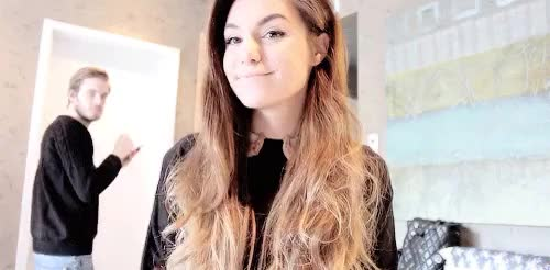 Watch Marzia Bisognin GIF on Gfycat. Discover more *myedit, CutiePieMarzia, Marzia Bisognin, gifs, marzia, omg GIFs on Gfycat