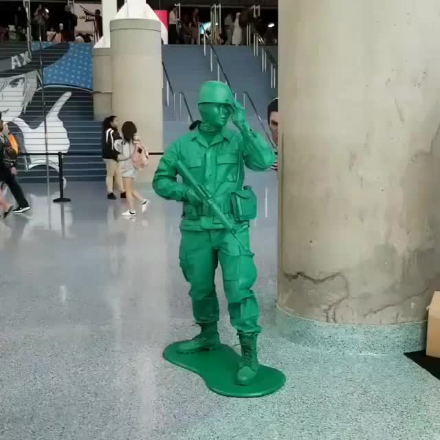 Watch and share Armymentoys GIFs and Toysoilders GIFs by Jackson3OH3 on Gfycat