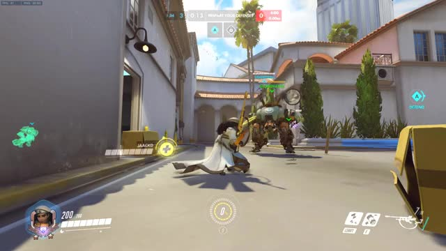 Watch and share Overwatch GIFs by notyalc on Gfycat