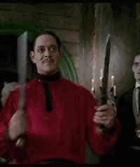 Watch and share Fester Addams GIFs on Gfycat