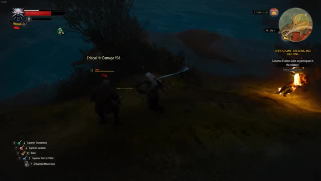 Watch and share Witcher 3 GIFs by fatsacks on Gfycat