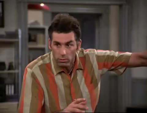 Watch Cosmo Kramer invention #3 GIF on Gfycat. Discover more related GIFs on Gfycat