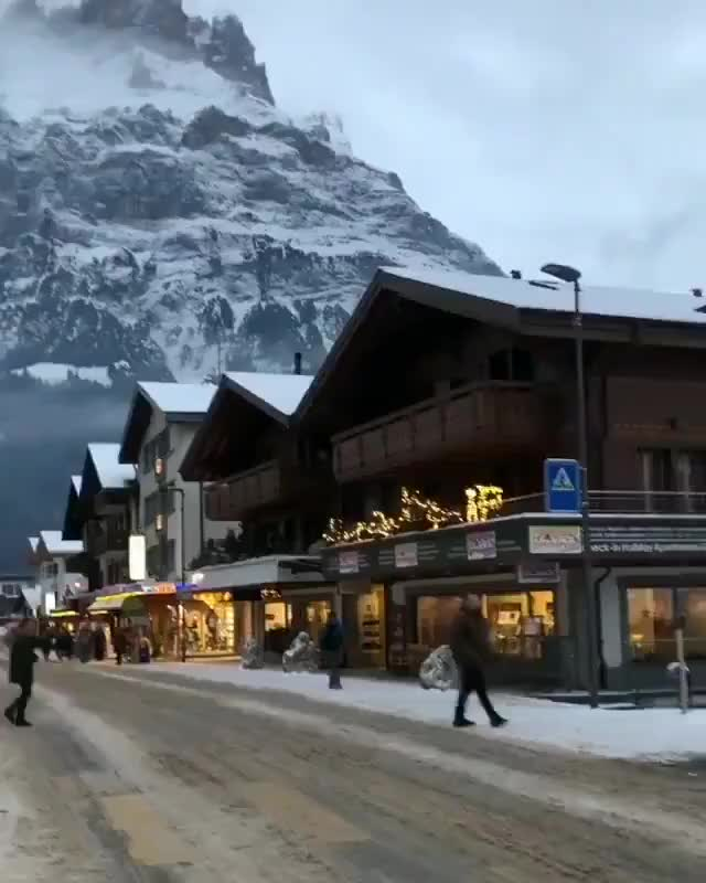 Watch Grindelwald, Switzerland GIF on Gfycat. Discover more related GIFs on Gfycat