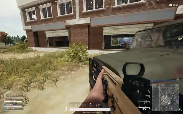 Watch and share Vlc-record-2018-01-11-02h26m17s-PLAYERUNKNOWN GIFs on Gfycat