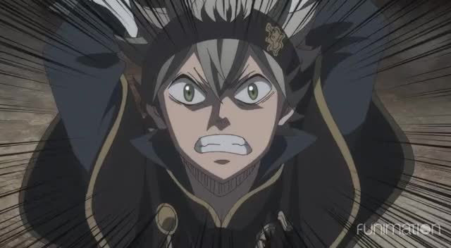 Watch Split perfectly GIF by Funimation (@funimation) on Gfycat. Discover more Black Clover, Black Clover Ep. 9, Black Clover Episode 9, action, anime, funimation, funny GIFs on Gfycat