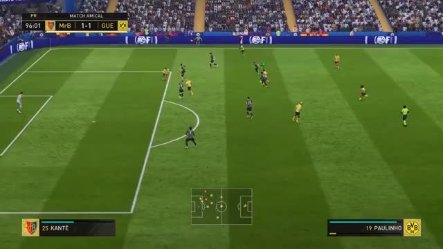Watch L'ÉQUIPE FIFA18 DE GUERREIRO (PRO CARD!) GIF on Gfycat. Discover more fun, goal, portugal, psyko17, ronaldo GIFs on Gfycat