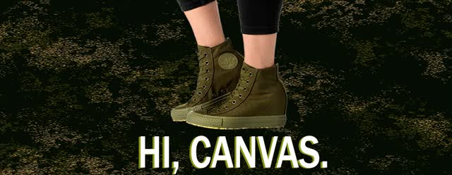 Watch and share Converse Spring 2014 WILD Fashion GIFs on Gfycat