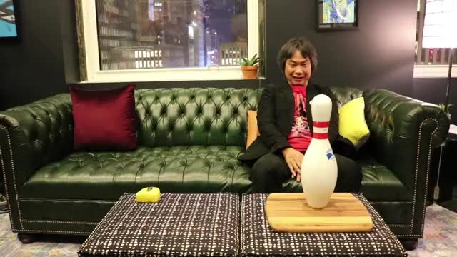 Watch and share Shigeru Miyamoto GIFs and The Tonight Show GIFs on Gfycat