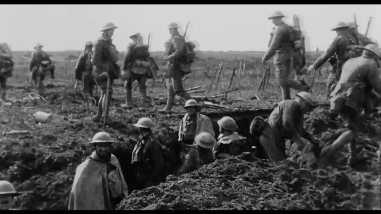 cinnafilm, cool, film, interesting, lotr, movies, peter jackson, science, technology, they shall not grow old, world war 1, world war i, ww1, They Shall Not Grow Old: Cinnafilm's Tachyon technology GIFs