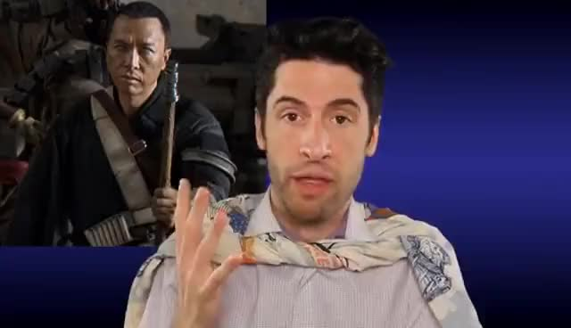 Watch and share Rogue One: A Star Wars Story - SPOILER Talk! GIFs on Gfycat
