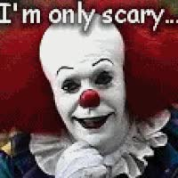 Watch and share Scary Clowns GIFs on Gfycat